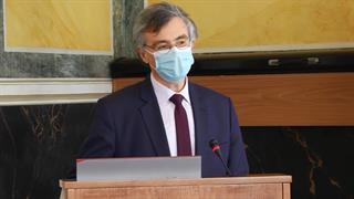 Σωτήρης Τσιόδρας: Τα σενάρια για την πανδημία στην Ελλάδα και το τέταρτο κύμα [γραφήματα]