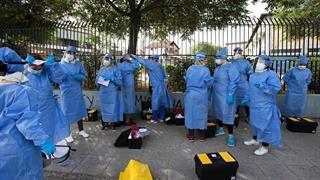 2.874 νέες λοιμώξεις από κορωνοϊό - 15 ακόμη θάνατοι